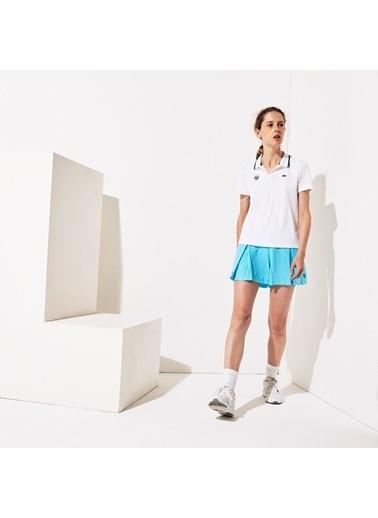 Lacoste Kadın Sport Tişört PF3717.YPK Renkli